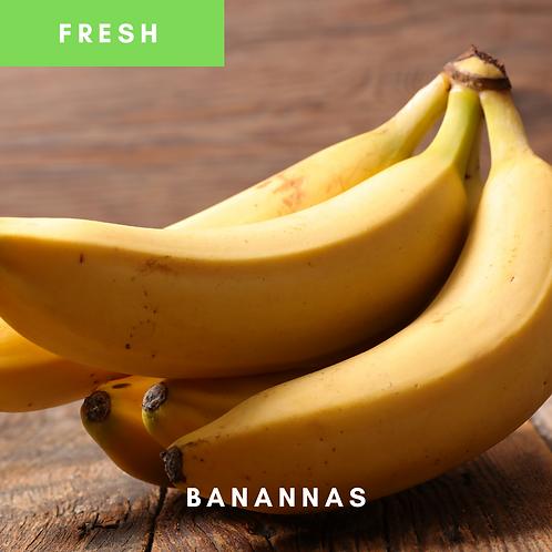 Bananas Fresh 300g