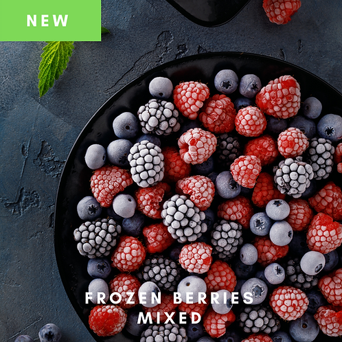 Berries - Mixed Frozen