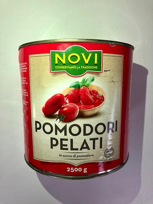 Tomato - Whole Peel (Italian, A10)