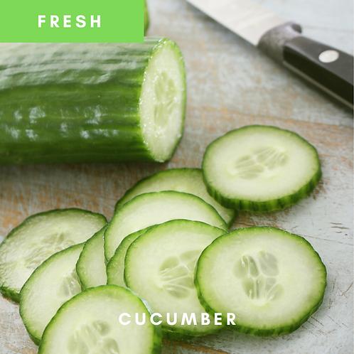 Cucumber English Each
