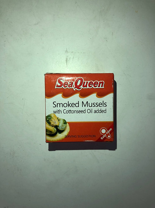 Mussels - smoked