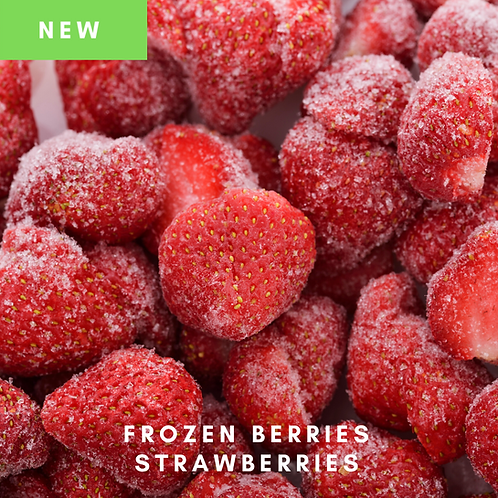 Berries - Strawberries (Frozen)