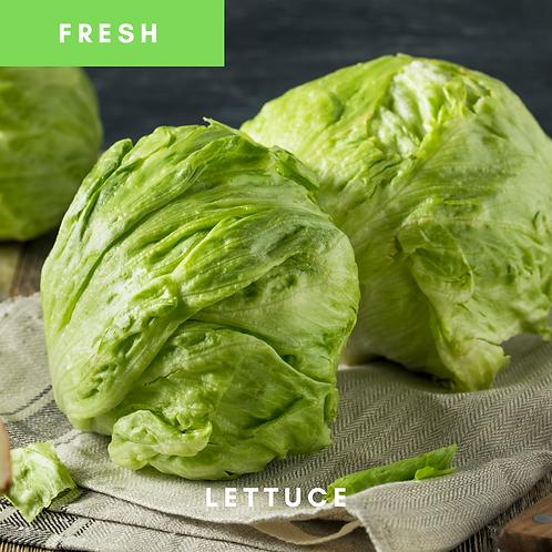 Lettuce Iceberg Fresh 250g