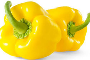 Peppers Yellow Fresh 300g
