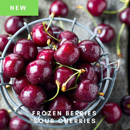 Berries - Sour cherries 1kg