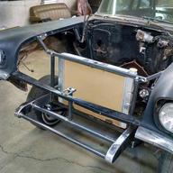 "1957 Chevy ""Gasser"""