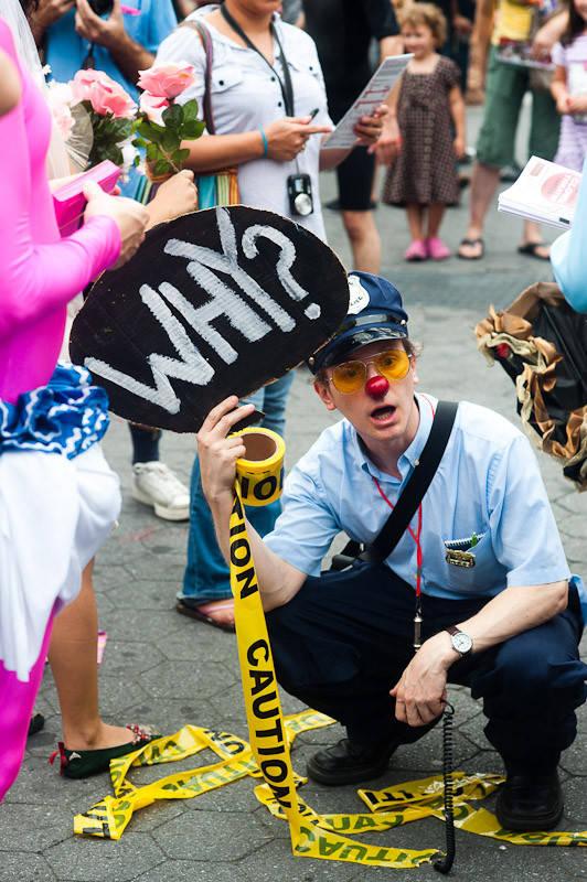 Clown Parade - Why_