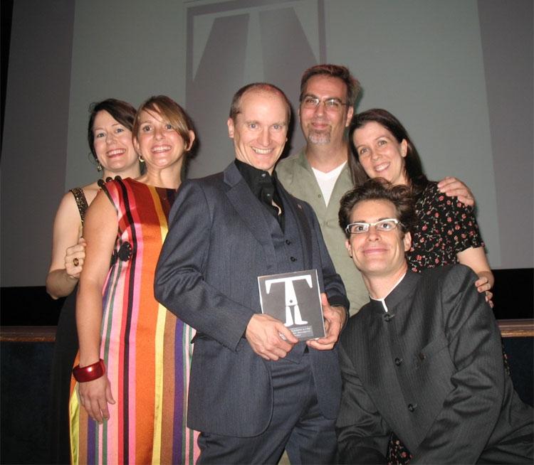 NYIT Award - Outstanding Production - Bouffon Glass Menajoree