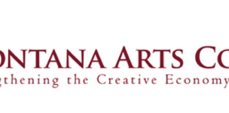 LETTER FROM MONTANA ARTS COUNCIL