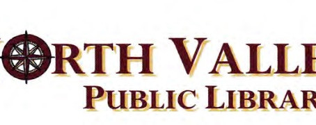 LETTER FROM NORTH VALLEY PUBLIC LIBRARY