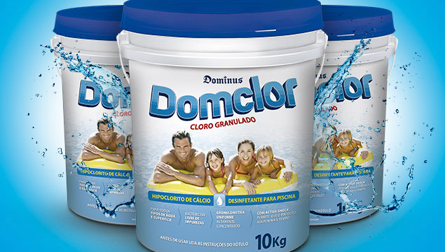 Design embalagens Domclor