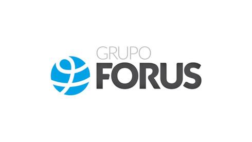 Logotipo Grupo Forus
