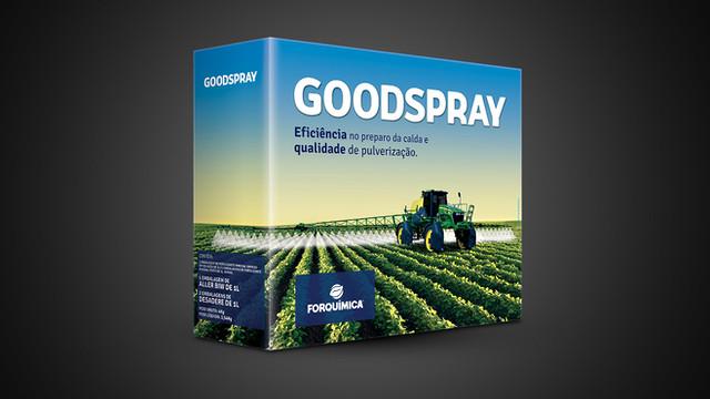 Embalagem Goodspray