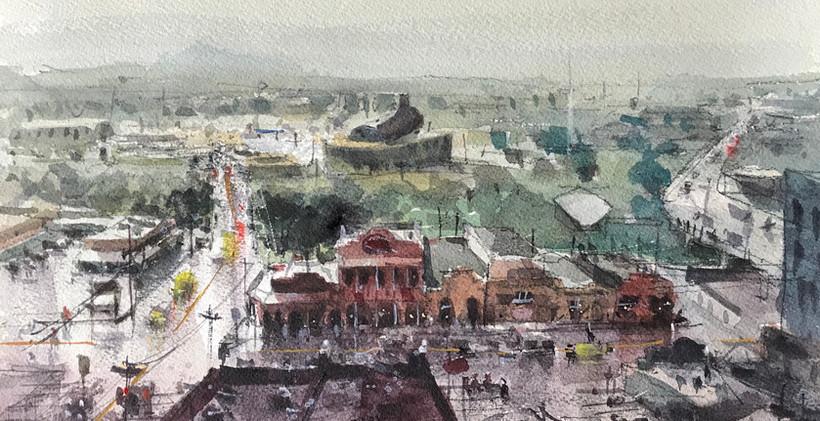 SA Downtown Series 3
