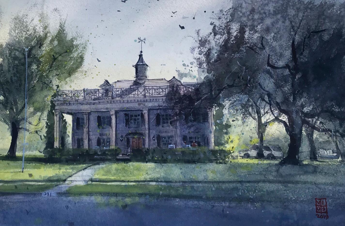 Stapleton  House