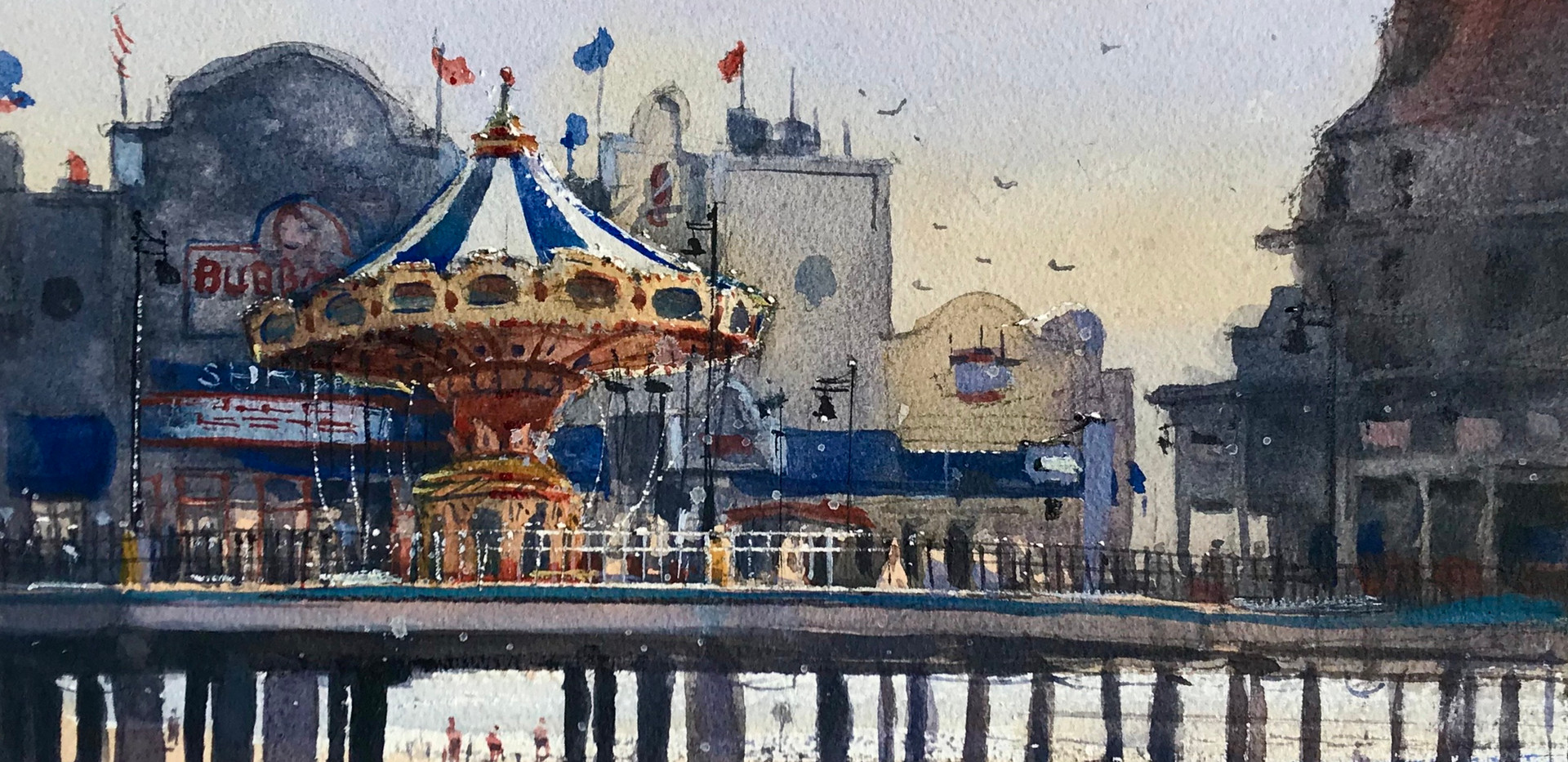 The Carousel (Pleasure Pier)