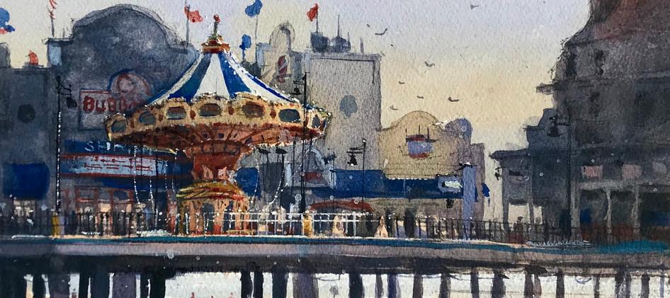 The Carousel (Pleasure Pier)