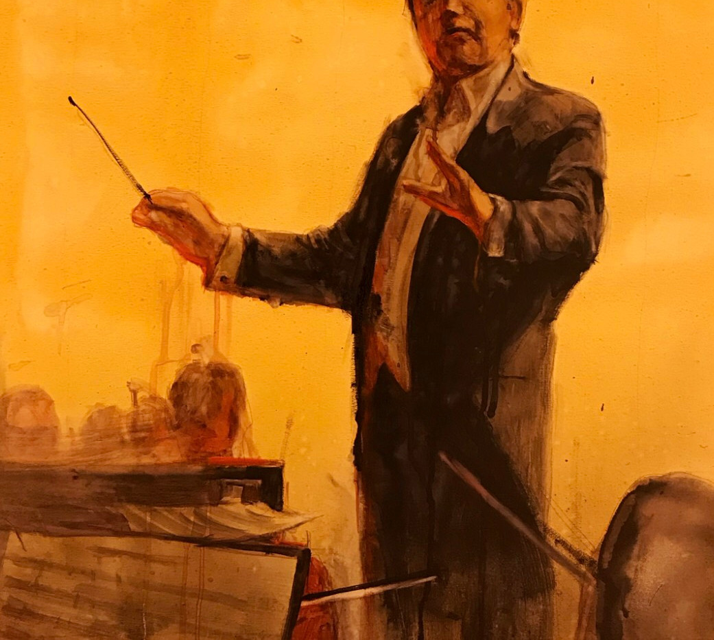 The Confident Conductor