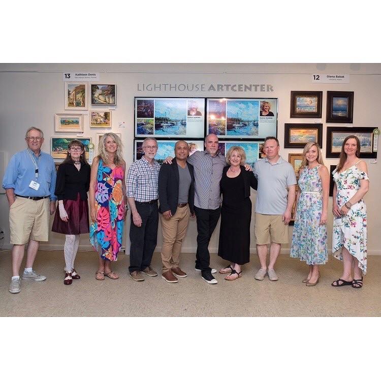 2020 Lighthouse Pleinair Festival Winners