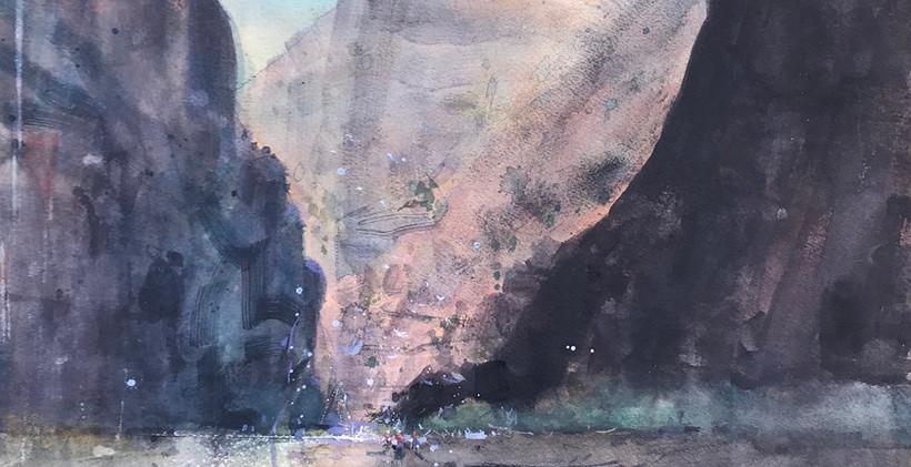 Boquillas Canyon River