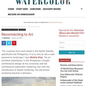 American Watercolor Magazine