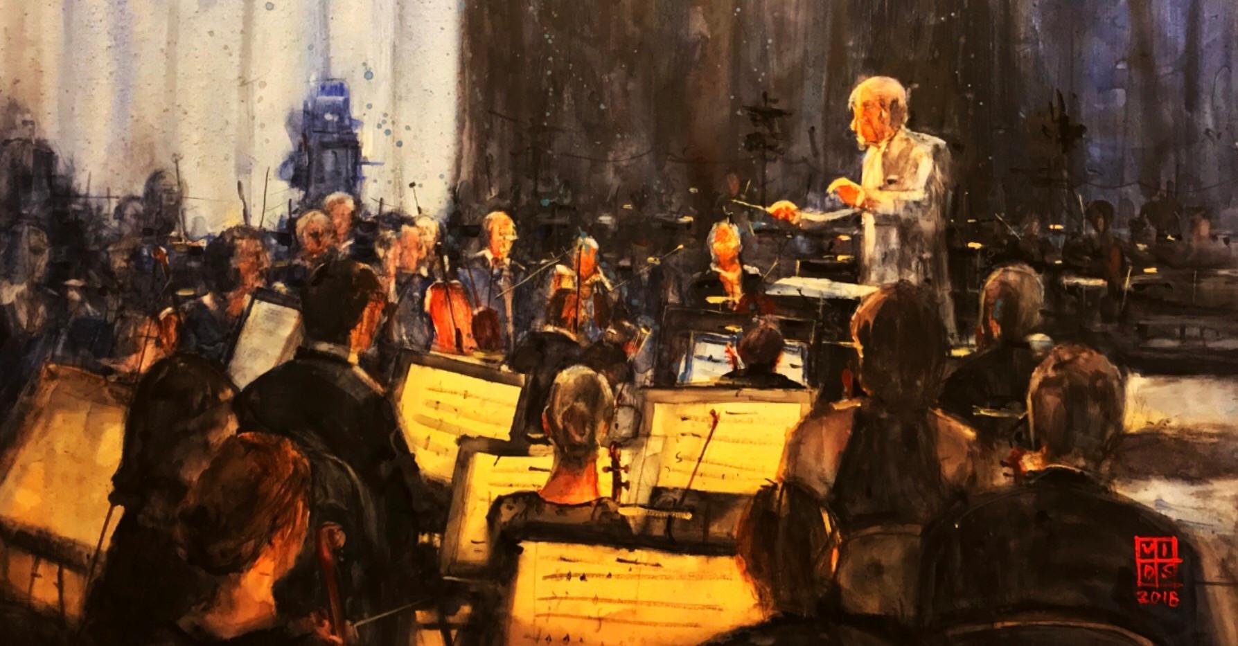 Symphony # Three