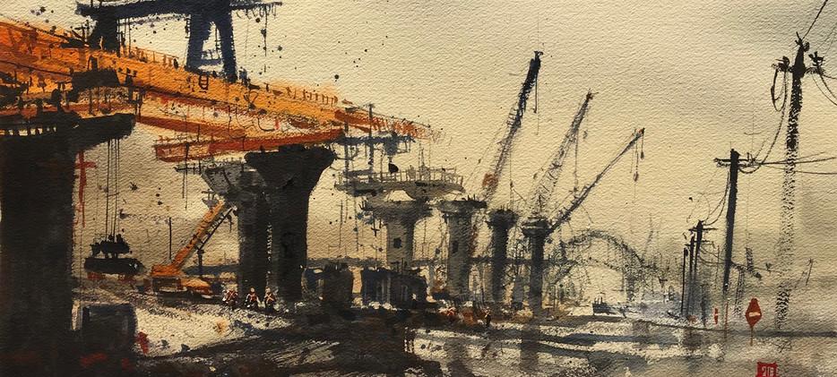 Future Harbor Bridge