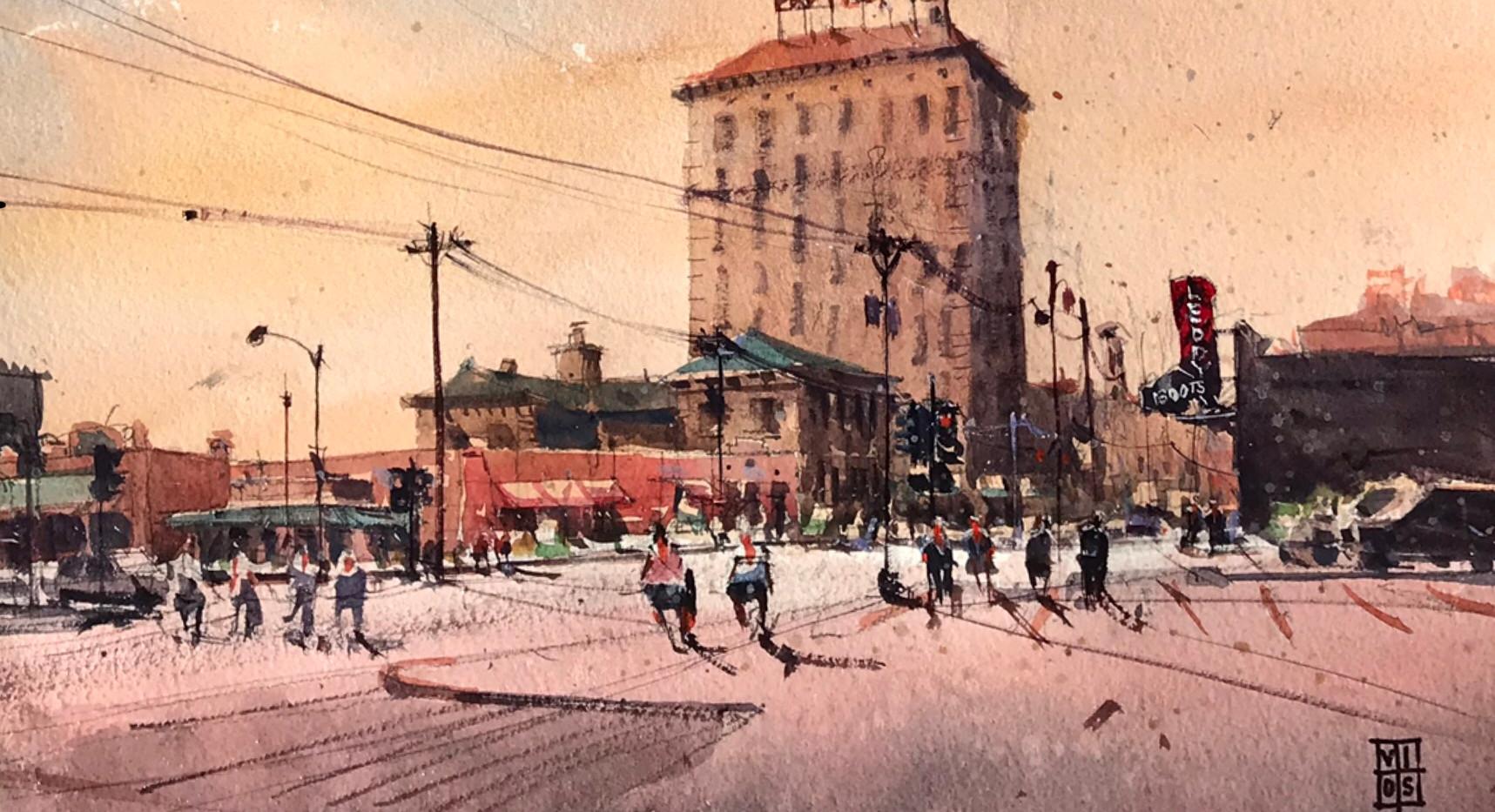 SA Downtown Series 1