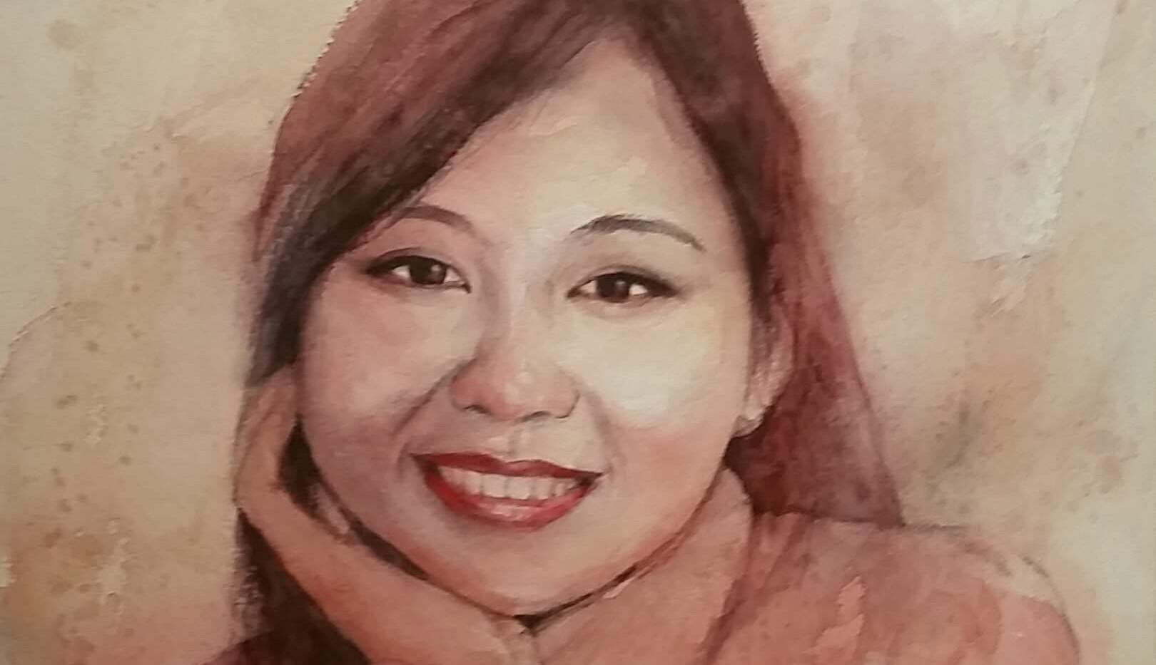 Kim 18 Birthday Portrait