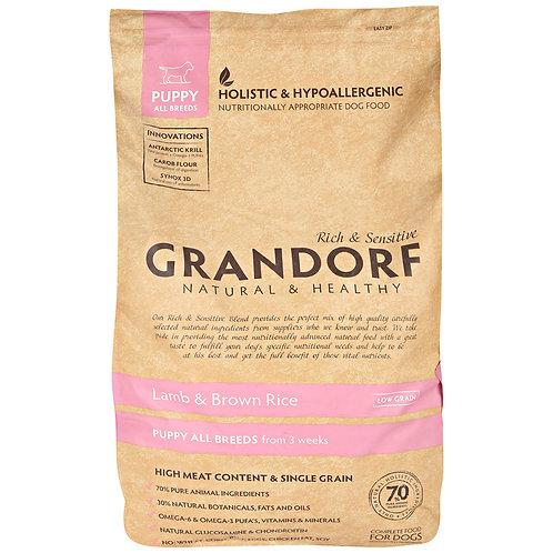 Грандорф (GRANDORF) корм для щенков ягнёнок 1 кг.