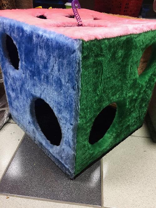 Дом Зоомарк (Куб) для кошек