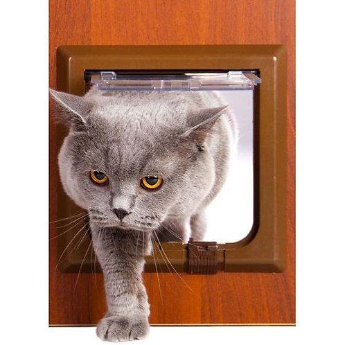 Дверца для кошек 145*145 мм.