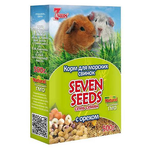 Семь Семян корм для морских свинок 500 гр.