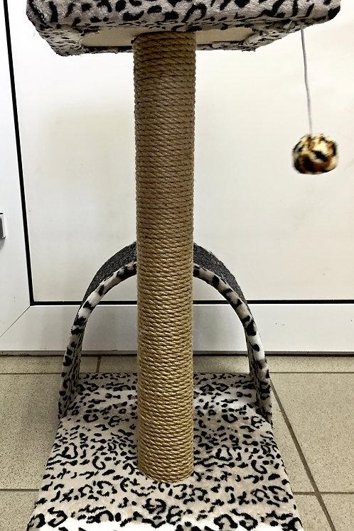 Комплекс для кошек с когтеточкой 35*30*54 см.