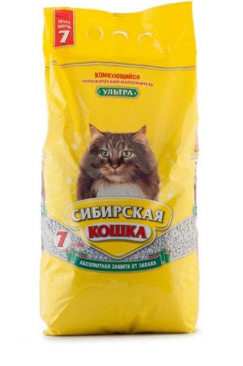 Сибирская кошка ультра 7 л.
