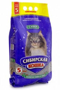 Сибирская кошка Супер 5л.