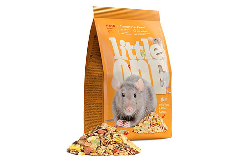 Little One корм для крыс 900 гр.