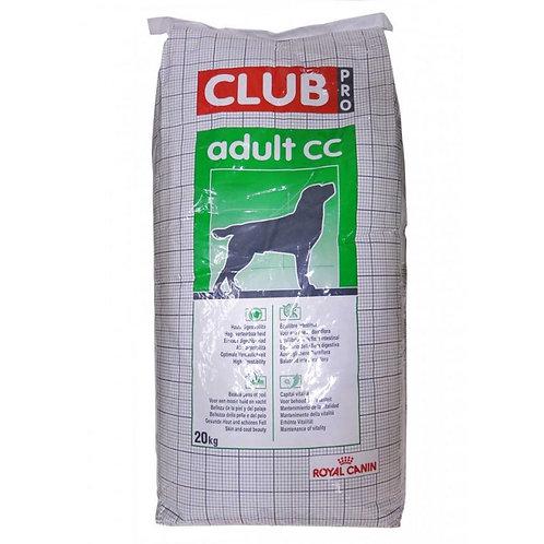 Royal Canin Club CC клубный корм для собак всех пород 20 кг.