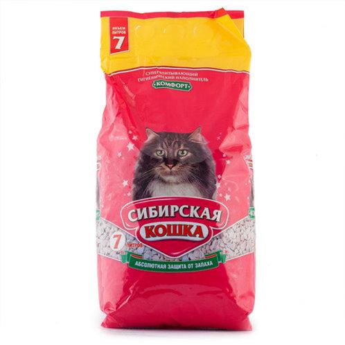 Сибирская кошка Комфорт 7 л.
