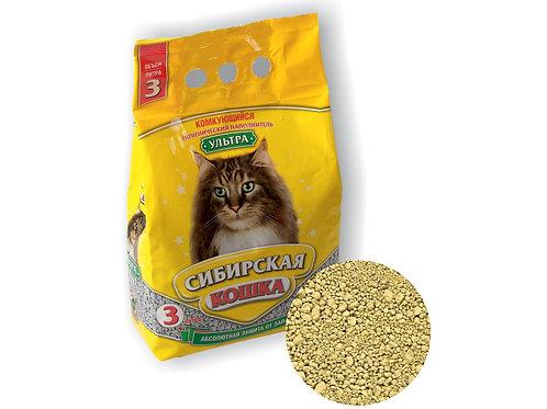 Сибирская кошка ультра 3л.
