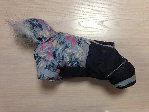 Комбинезон для собак зима