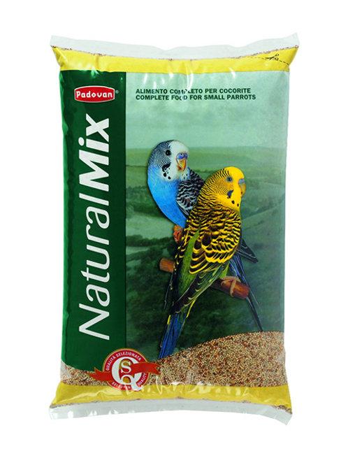 Padovan (Падован) полнорационный корм для волнистых попугаев 1 кг.
