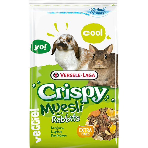Crispy VERSELE-LAGA корм для кроликов 1 кг.