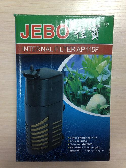 Фильтр аквариумный JEBO AP115F