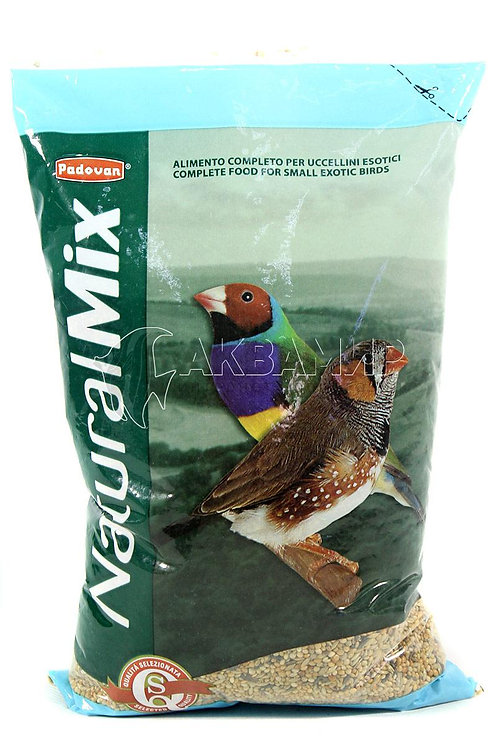 Padovan (Падован) корм для экзотических птиц 1 кг.