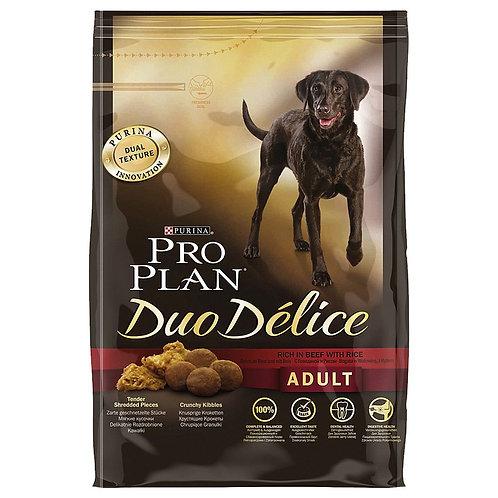 Про План Дуо Делис PRO PLAN Duo Delice корм для собак всех пород говядина 10 кг.