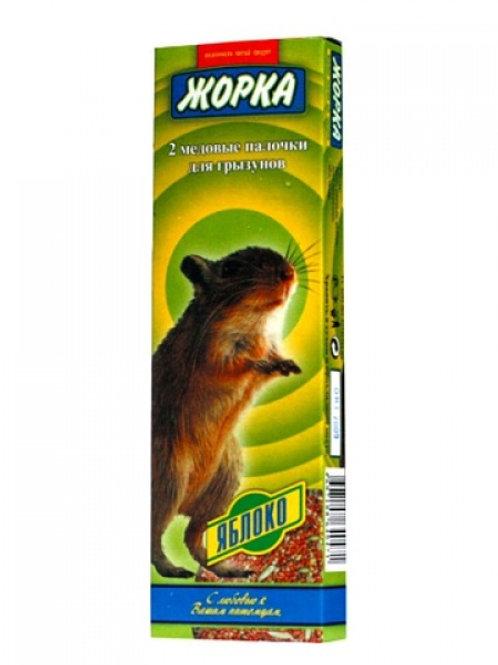 Жорка медовые палочки лакомства для грызунов 70 гр.