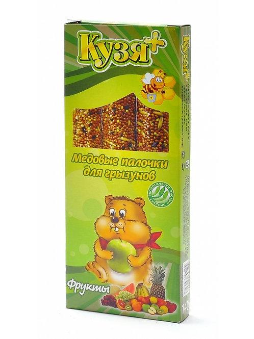 Кузя+ медовые палочки 140 гр.