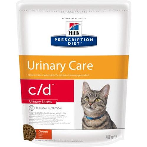 Hill's (Хилс) для кошек C/D при стрессе 400 гр