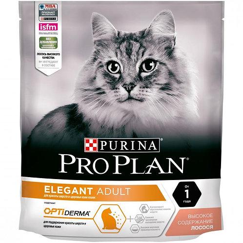 Про План корм для кошек поддержание красоты шерсти и здоровья кожи 400 гр.